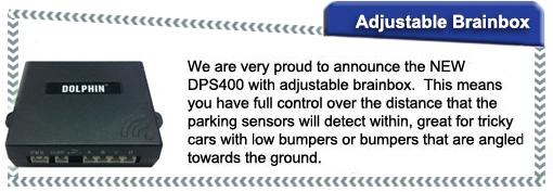 Dolphin Parking Sensors